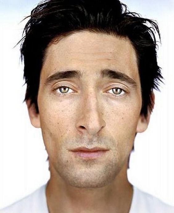 来自获奖摄影师Martin Schoeller的名人肖像。