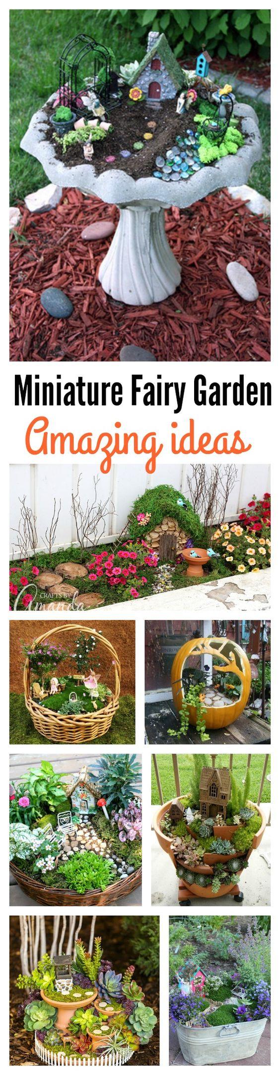 我们收集了8个令人惊叹的迷你仙境花园DIY创意,这将帮助您为您的户外生活空间选择您最喜爱的童话花园。