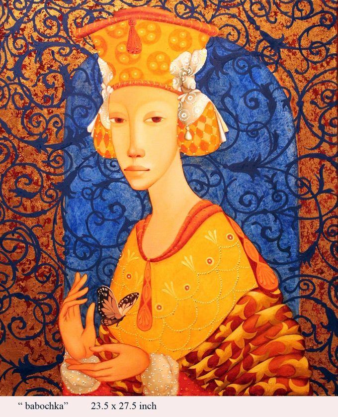 Irma kusiani (Marb's wife)