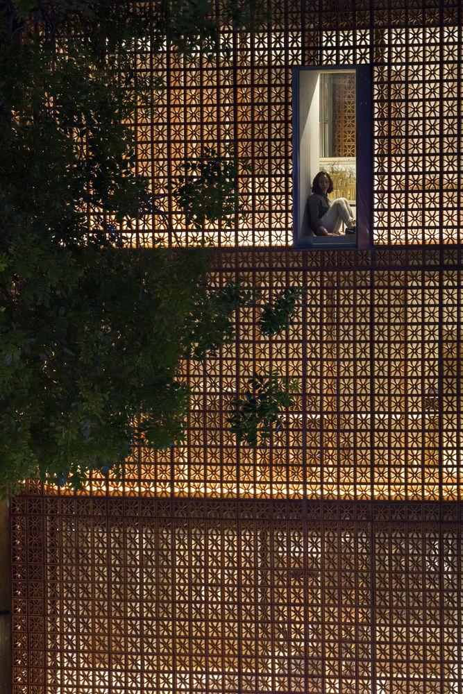 灯笼画廊/ Vo Trong Nghia Architects  -  11