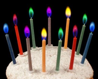 用这些梦幻般的小彩虹色火焰蜡烛打扮你的蛋糕。有趣的彩色棒蜡烛有火焰,发出彩虹色而不仅仅是传统的橙色。它们在生日蛋糕上看起来很棒,非常有趣,尤其适合儿童。随着...