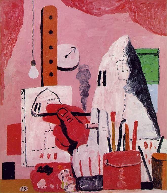 Philip Guston: The Studio (1969)