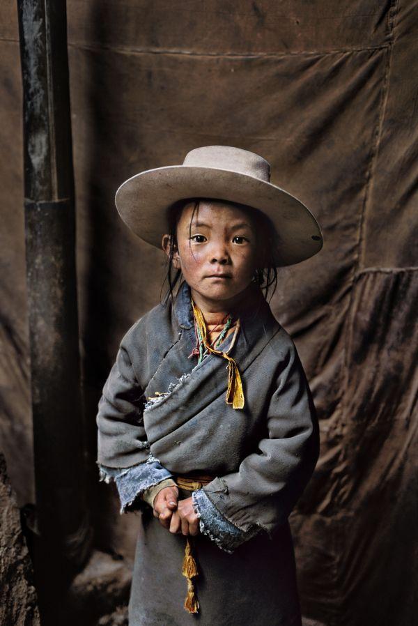 史蒂夫麦卡里 - 西藏