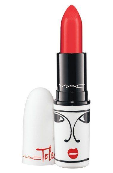 Isabel & Ruben Toledo for M·A·C Lipstick...so fun! PD