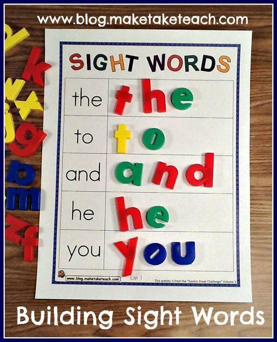 几个月前,我发布了10个学习字母和声音活动套件,这是我为一些尚未掌握字母和声音的一年级学生开发的。该工具包背后的想法是为教室的女孩或父母提供有趣的实践活动,让他们在家里与孩子一起工作。 ...