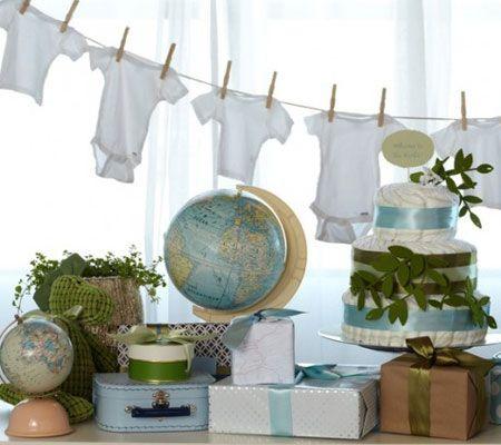 我们已经从邀请到所有我们最喜欢的想法收藏夹和一切欢迎世界婴儿洗澡!