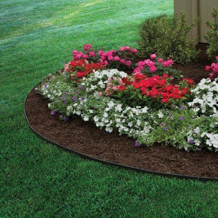 EasyFlex商业级No-Dig Landscape Edging易于安装,开箱即用。专利的L形设计创造了一道隔离墙,可以分隔您的景观和侵入性草或杂草。与EasyFlex No-Dig Edging相比,商业级边缘具有更厚和更高的壁。重型再生塑料非常适合在您的花园床中保留地面覆盖材料,包括河岩,熔岩,鹅卵石,木材覆盖物,松针等。专有的再生塑料材料混合物具有足够的柔韧性,可以排列任何形状的花园,但经久耐用,可以承受多年的元素。安装EasyFlex商业级景观边缘就像沿所需形状铺设边缘并通过标签锤击锚固桩(包括)一样简单。该组件包括(1)20英尺线圈,(6)8英寸螺旋钉和(1)连接器。 EasyFlex Commerical Grade No-Dig Landscape Edging套件可完成20英尺的线性安装。颜色:黑色。