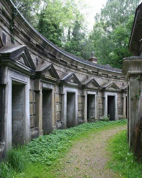 海格特墓地,伦敦