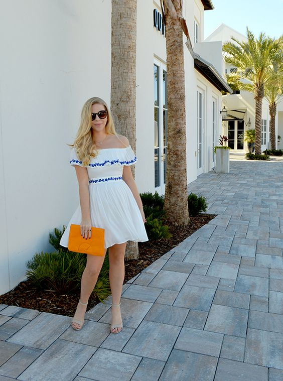 Style Guide: 12 Must-Have White Dresses