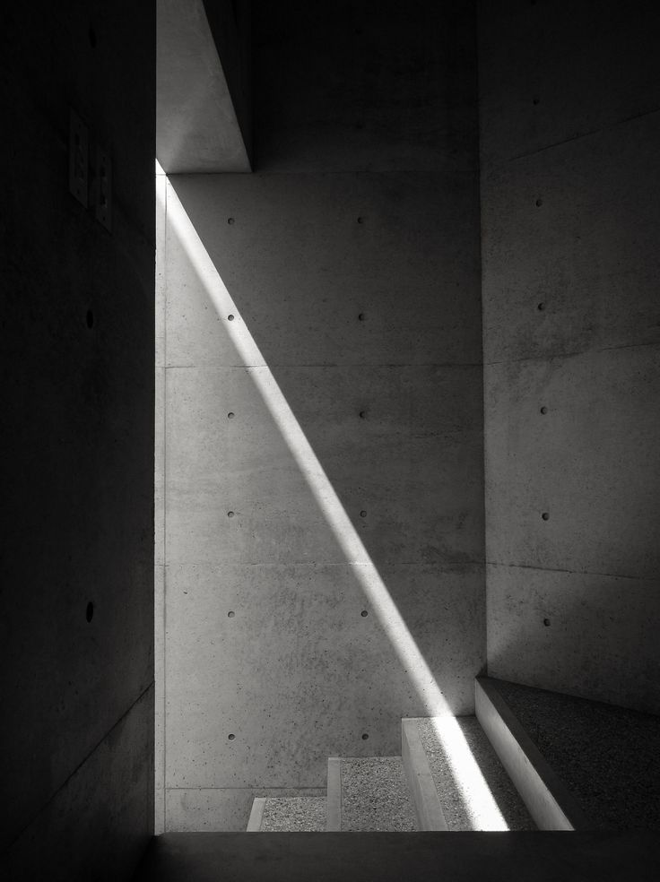 Visions of an Industrial Age: Water Temple by Tadao Ando. Chris Schroeer Heiermann photography.