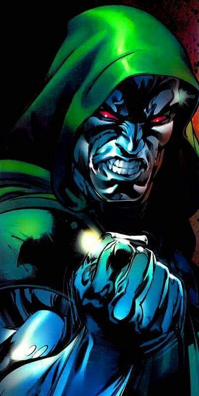 Doctor Doom: Earth-58163 House of M