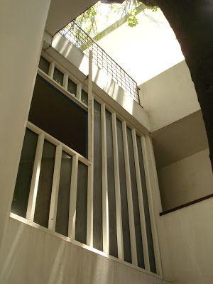 Casa Curutchet by Le Corbusier
