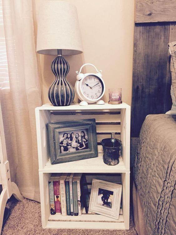 22卧室为您的卧室的想法 - 最佳的DIY想法
