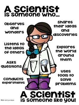科学家是有人喜欢你的小学生作品海报!这个文件包括5种颜色的海报供您选择:* 3个女孩和2个男孩您还可以获得:黑色和白色组合,供学生着色和写作