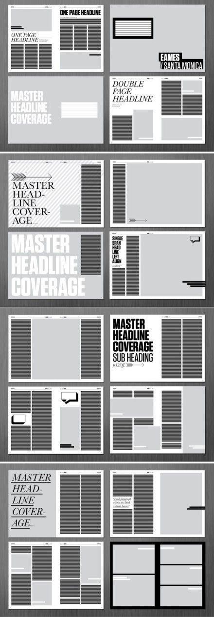 Magazine layout                                                                                                                                                      More