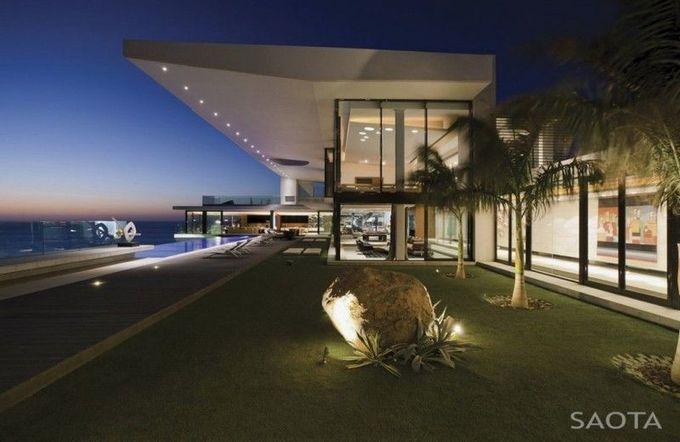 Luxury Villa with Wonderful Atlantic Ocean View