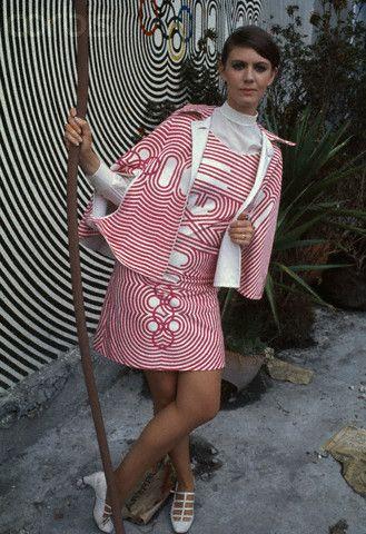 1968年奥运会制服由www.fashion.net复制