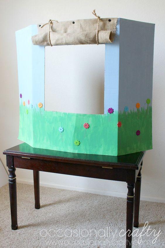 用这些独特的Inside Out毛绒和DIY木偶戏剧院帮助教会孩子们的情绪!