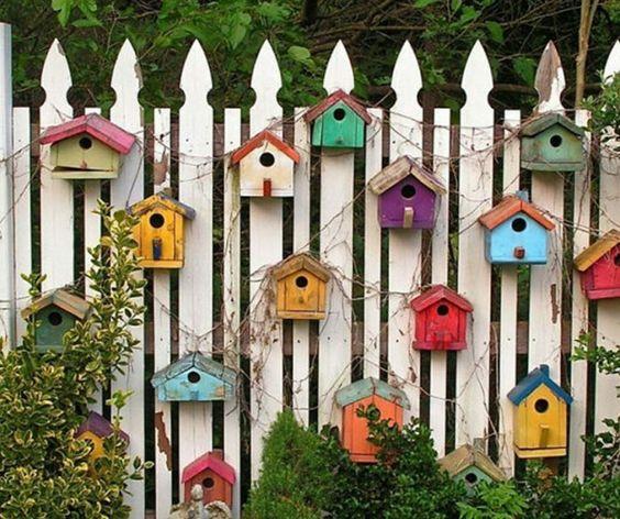花园篱笆的想法 - 一个在乡下围栏围栏的家园!院子围栏板,现代院子围栏建议对于很多人来说这是