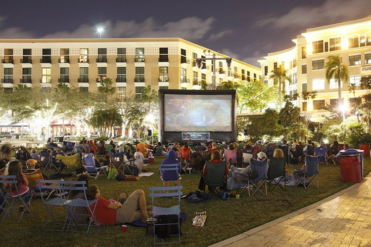 movies on the green - Google Search