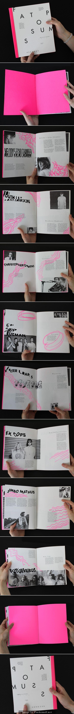 Fat Possum Artist Booklet by Elizabeth McMann