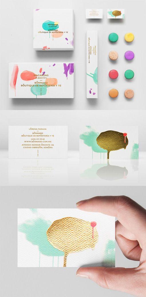 Bonnard Pastry Branding | Fivestar Branding – Design and Branding Agency & Inspiration Gallery