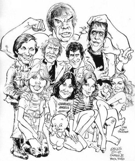 Morning 5 for March 22: 5 reasons you should celebrate cartoonist Mort Drucker's birthday | General Tso's Revenge