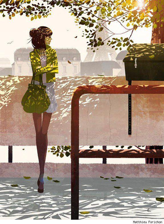 Art by Matthieu Forichon