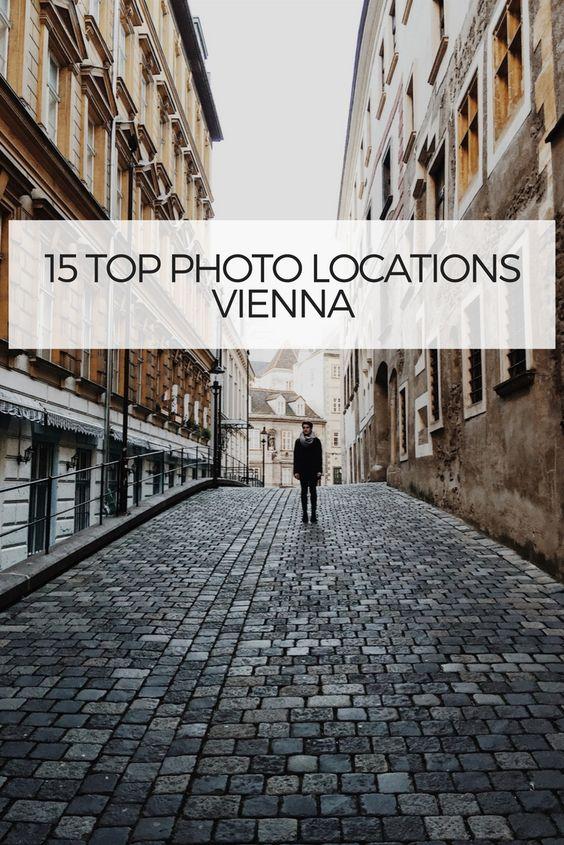 维也纳是世界上最上镜的城市之一,因此不可能一直保持快乐。每个地方都值得你把相机拿出去......