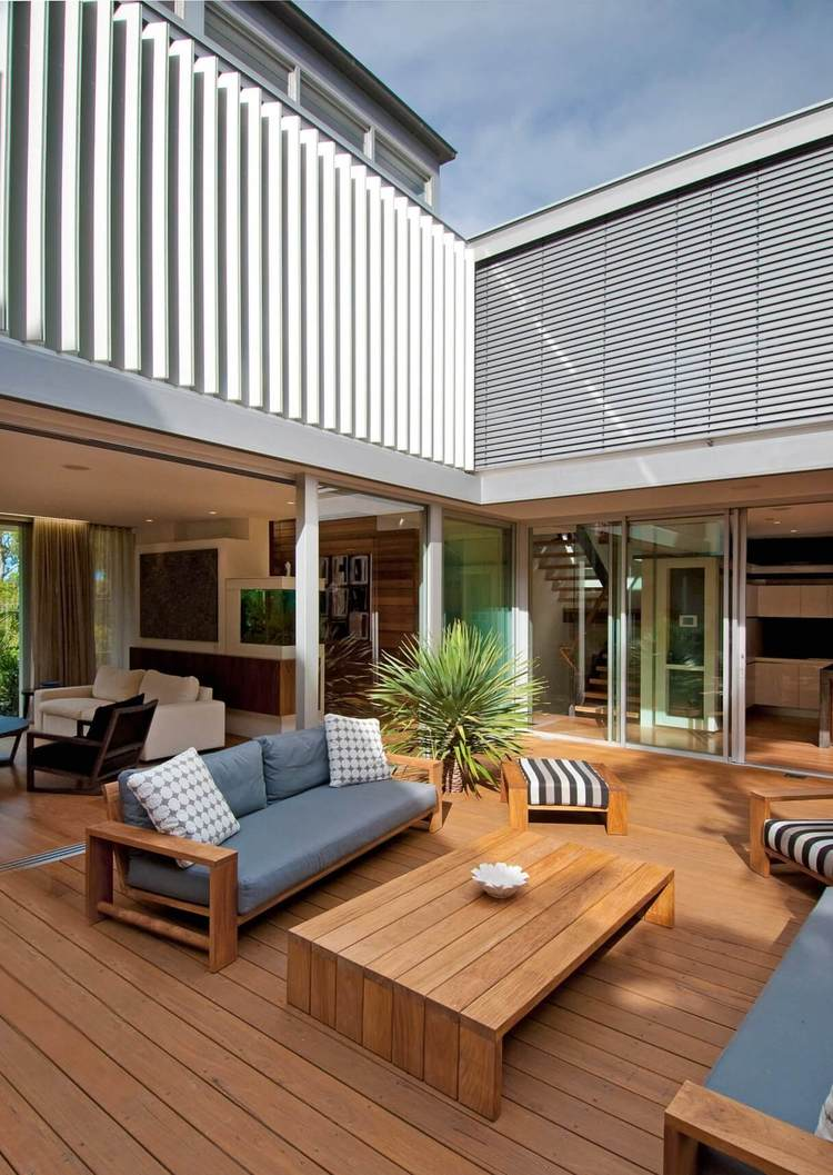 Awesome Indoor Outdoor Living Spaces