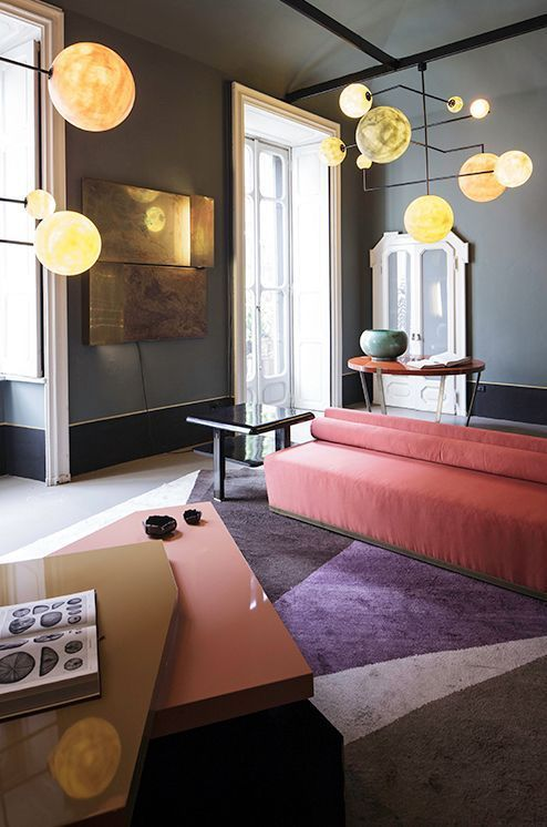 Exclusive Colors to Pop-Up Your Winter: From Neon Yellows to Electric Blues to be your Favorite Trend to Use in Your Luxury Designs  #materials  #ideias #interiordesign #inspiration #creativity #furnituredesign #luxuryfurniture #designtrends #homedecor #decor #color #yellow #blue #eletric #neon #popart #trend #magic # mystic #colortrends #texture #traditional #craftsmanship #handpainted