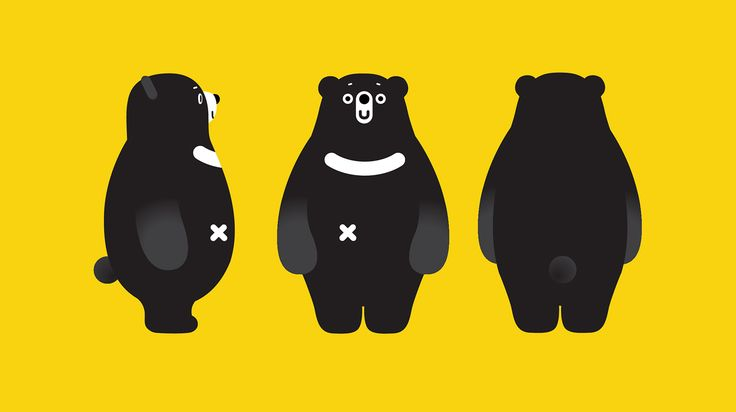 AAF-Moonie Mascot Design on Behance