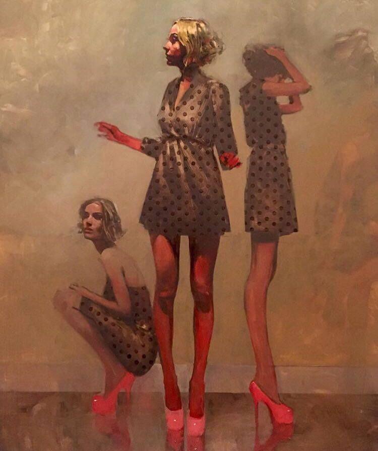 Last Minute Change, Michael Carson, Georges Bergès Gallery