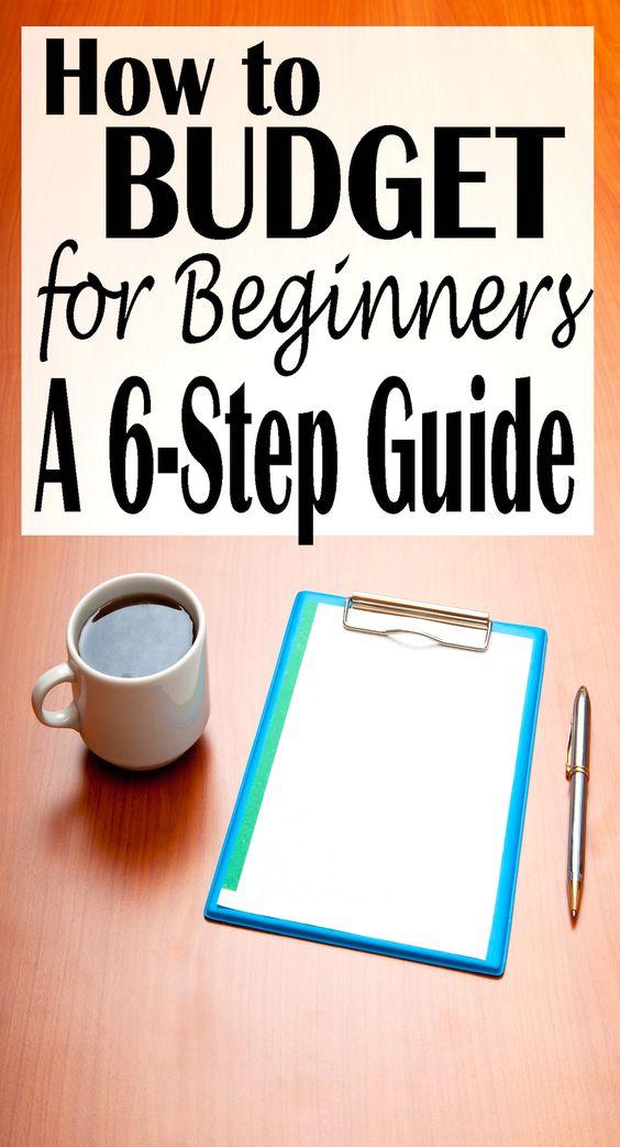 了解如何在6个步骤指南中创建预算,指导您如何跟踪收入和费用,以便每个月保持正常运行。