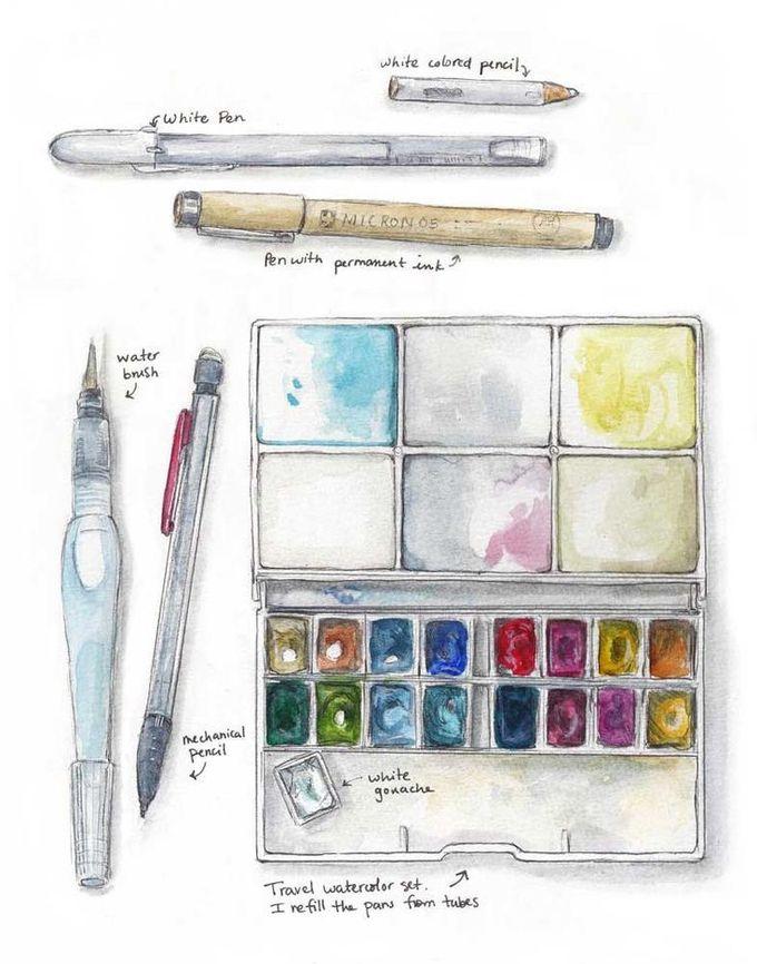每周草图:草图套件