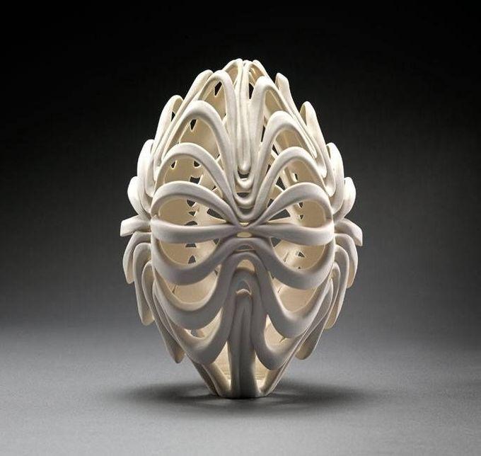 Ceramic Sculptures by Jennifer McCurdy
