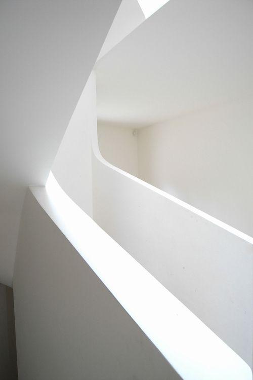 House for art collector / Port Noir / Geneva / Switerland CHRISTIAN DUPRAZ ARCHITECTES