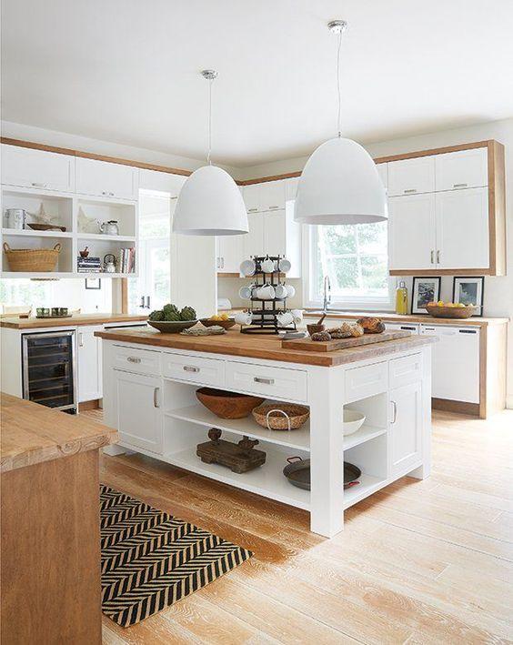 参观19个厨房,从每个迷人的空间获得现代,传统,复古,小酒馆,Scandi,当代和全球厨房照明理念。