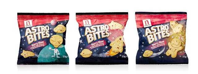 Nairns Astro Bites on Packaging of the World - Creative Package Design Gallery