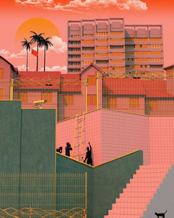 Gallery of Tishk Barzanji's Illustrations Envision Complex Universes Inspired By Surrealism And Modern Architecture - 16