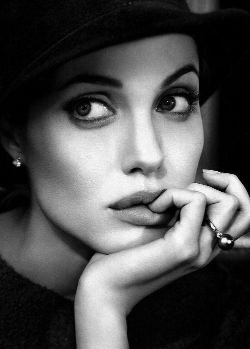 Angelina Jolie St. John's Greg Kadel