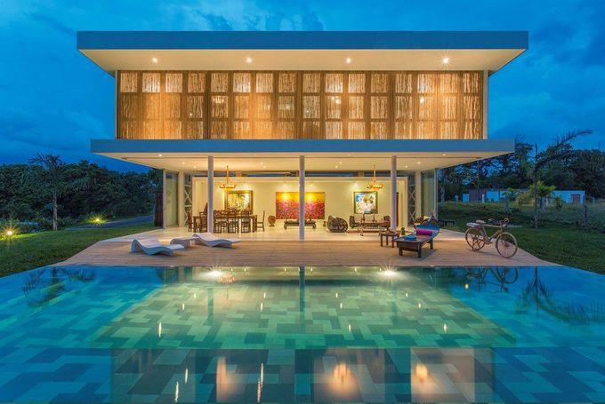由GM Arquitectos设计的Gallery House