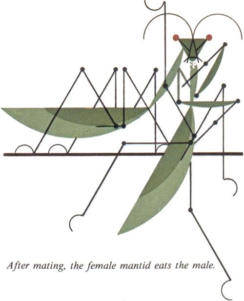 Charlie Harper illustration