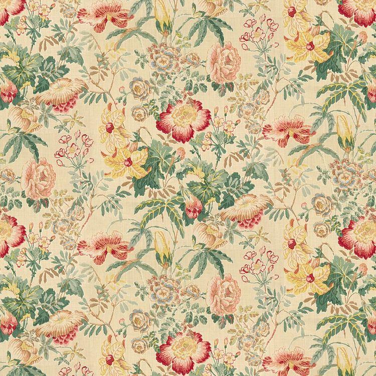 Buy Hommage Collection - Edenwood Rose/Hunter from Brunschwig & Fils on Dering Hall