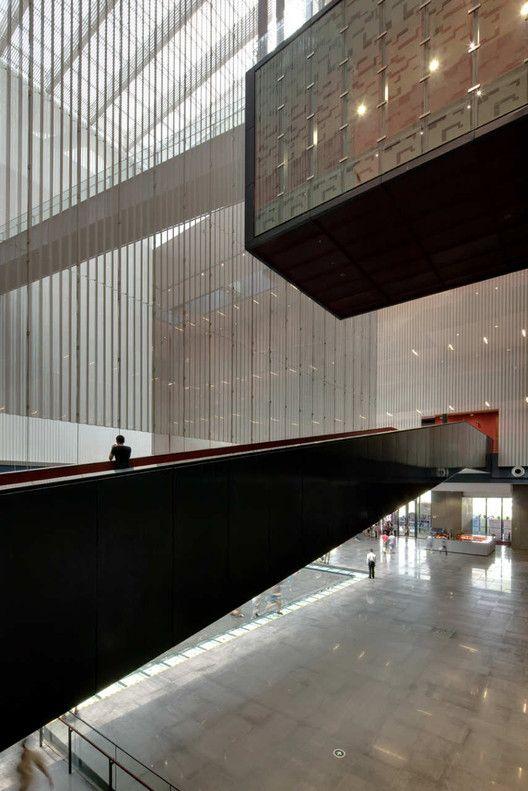 Guangdong Museum,© Almond Chu