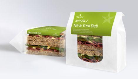 聪明的三明治包装PD