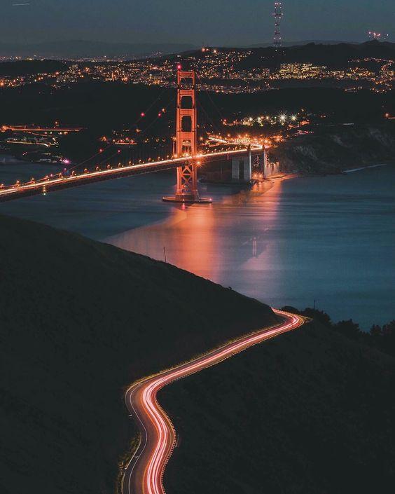 Erwin Portilla的金门大桥 - 旧金山的最佳照片,包括金门大桥,渔人码头,缆车和其他受欢迎的旧金山景点和景点。