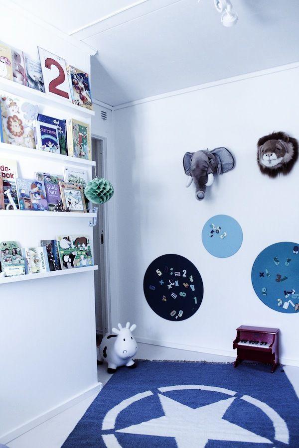 儿童书籍存储| Carine Kaurin
