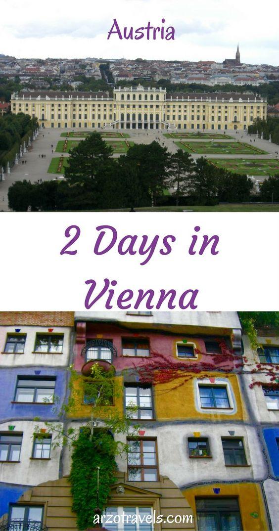 在2天内了解维也纳最好的活动。这里是最好的地方参观维也纳和更重要的旅游信息访问美丽的维也纳。