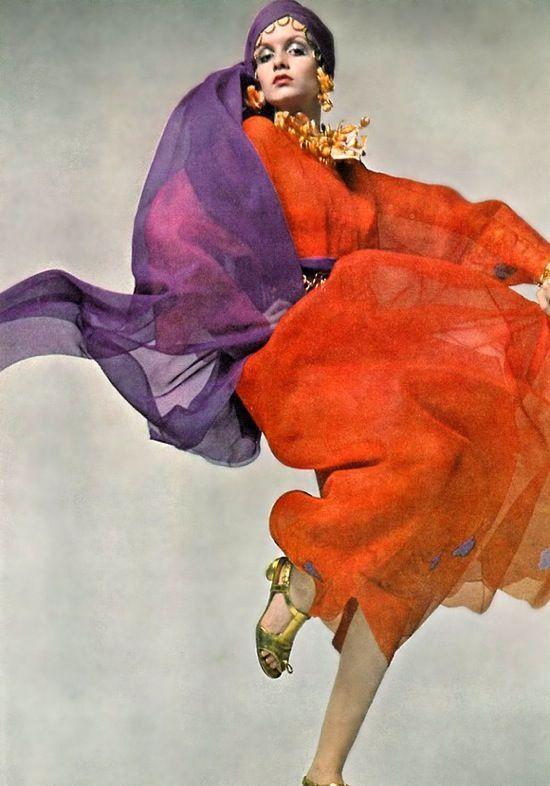 Twiggy - Richard Avedon 1960s